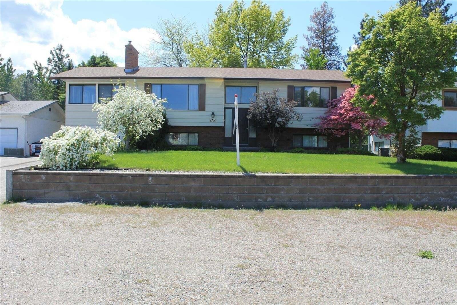 House for sale at 715 Wenric Cres Kelowna British Columbia - MLS: 10202823