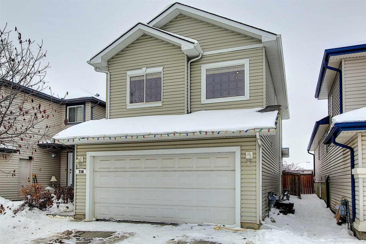 House for sale at 716 78 St SW Edmonton Alberta - MLS: E4221651