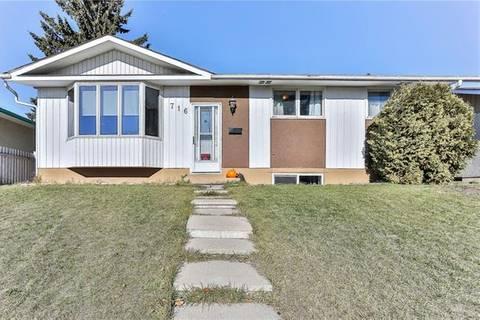House for sale at 716 Avonlea Pl Southeast Calgary Alberta - MLS: C4238791