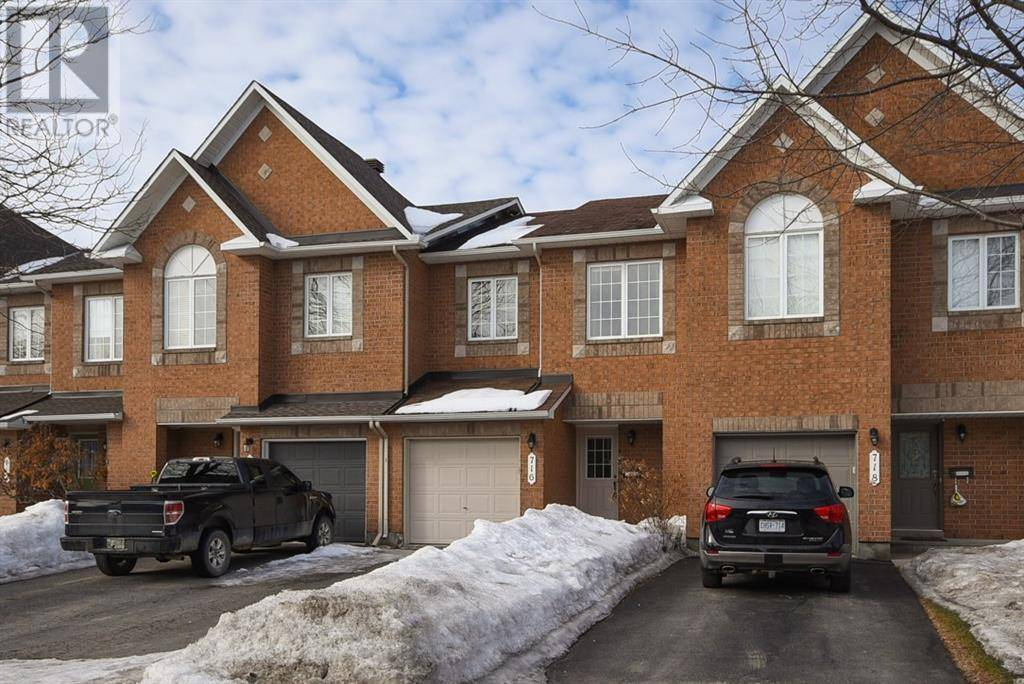 Townhouse for sale at 716 Carmella Cres Orleans Ontario - MLS: 1187148