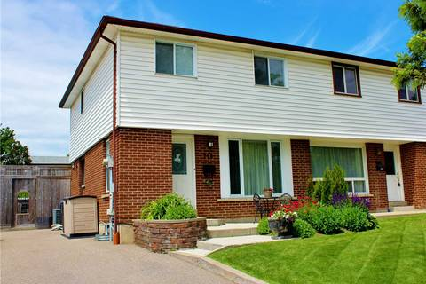 Townhouse for sale at 716 Eaglemount Cres Mississauga Ontario - MLS: W4492467