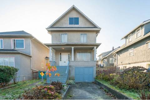 House for sale at 716 11th Ave E Vancouver British Columbia - MLS: R2421973