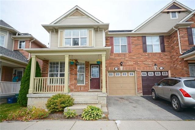 For Sale: 716 Irving Terrace, Milton, ON | 4 Bed, 3 Bath Townhouse for $689,000. See 12 photos!