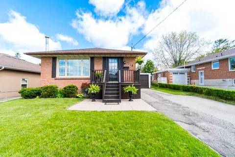 House for sale at 716 Newman Cres Whitby Ontario - MLS: E4504622
