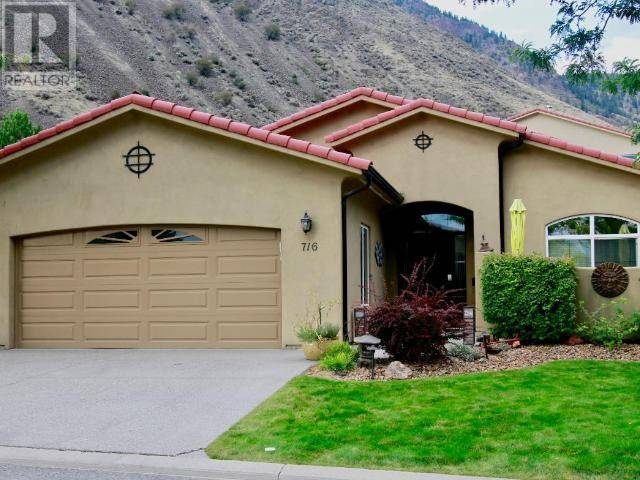 House for sale at 716 Rosewood Cres  Kamloops British Columbia - MLS: 155299