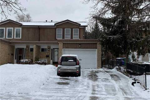 Townhouse for sale at 7166 Tamar Rd Mississauga Ontario - MLS: W4685765