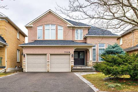 House for sale at 7168 Overstone Ln Mississauga Ontario - MLS: W4717705