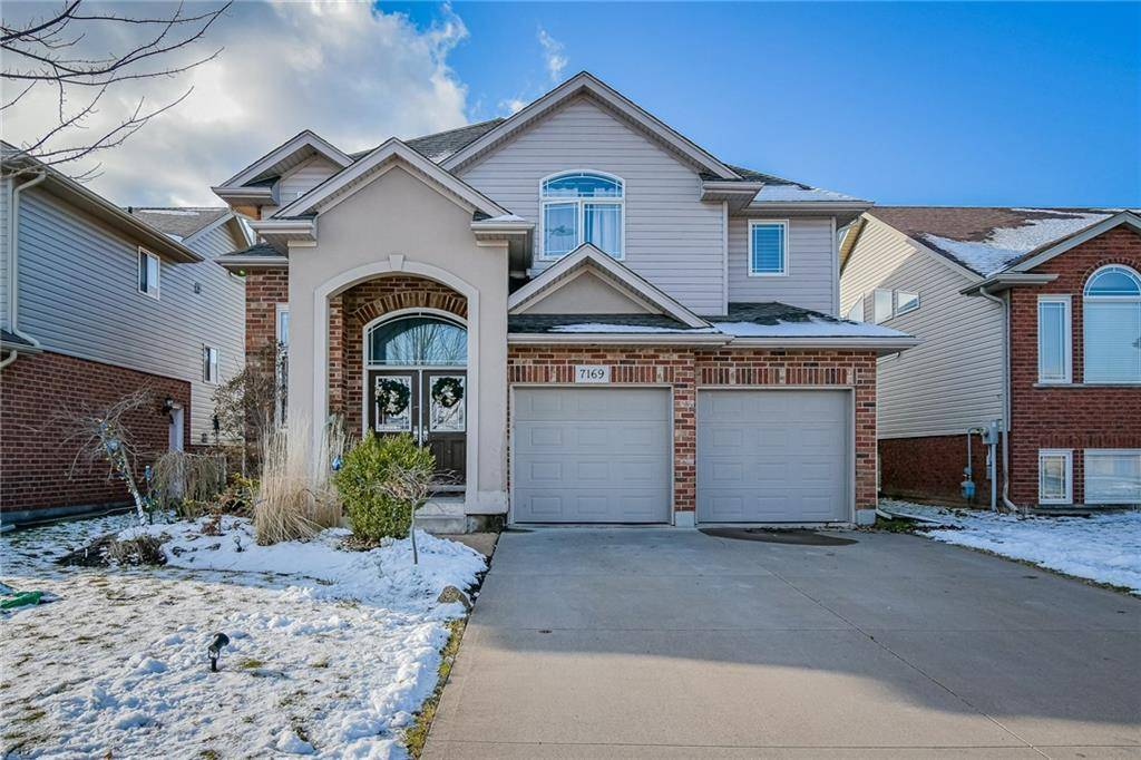 House for sale at 7169 Bryanne Ct Niagara Falls Ontario - MLS: 30783535