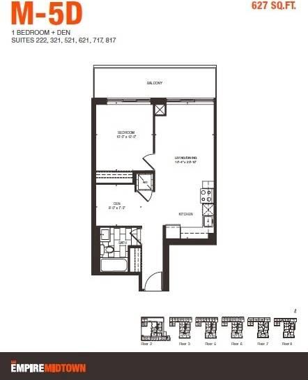 Condo for sale at 1603 Eglinton Ave Unit 717 Toronto Ontario - MLS: C4701291