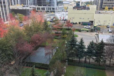 Apartment for rent at 188 Doris Ave Unit 717 Toronto Ontario - MLS: C4964800