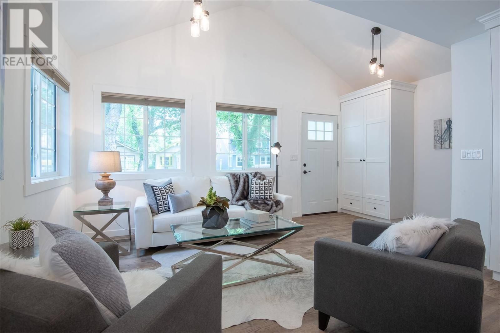 House for sale at 717 4th Ave N Saskatoon Saskatchewan - MLS: SK783743