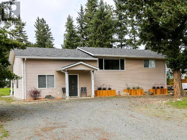 House for sale at 717 Barriere Lakes Road Rd Barriere British Columbia - MLS: 153791