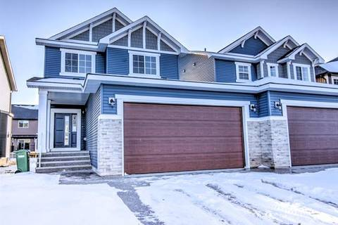 Townhouse for sale at 717 Edgefield Cres Strathmore Alberta - MLS: C4281181