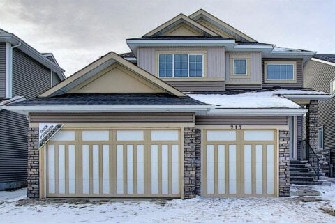 House for sale at 717 Marine Dr Chestermere Alberta - MLS: A1051384