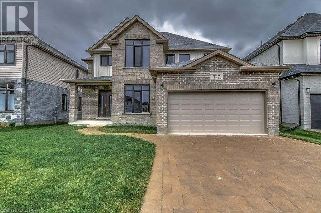 House for sale at 717 Superior Dr London Ontario - MLS: 263793