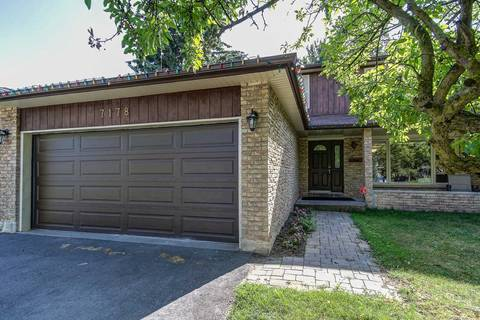 House for sale at 7178 Ridgeland Cres Mississauga Ontario - MLS: W4627205