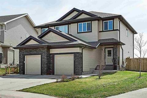 Townhouse for sale at 7179 Cardinal Wy Sw Edmonton Alberta - MLS: E4156633