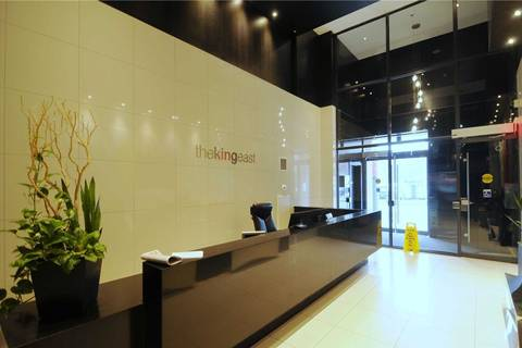 Apartment for rent at 318 King St Unit 718 Toronto Ontario - MLS: C4648064