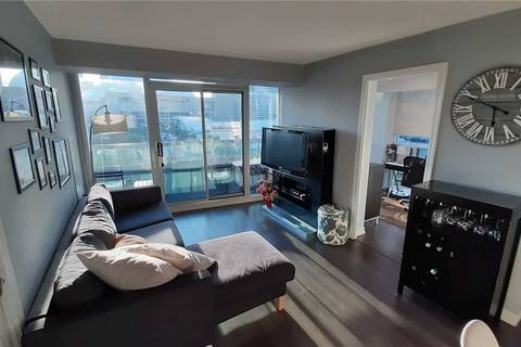 Apartment for rent at 51 Lower Simcoe St Unit 718 Toronto Ontario - MLS: C4738829