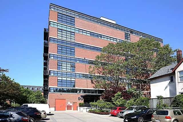 Removed: 718 - 90 Sumach Street, Toronto, ON - Removed on 2018-06-19 15:27:18