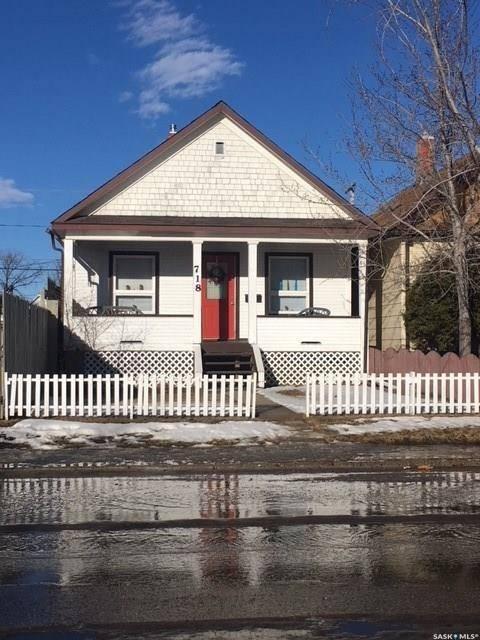 House for sale at 718 Athabasca St E Moose Jaw Saskatchewan - MLS: SK798692
