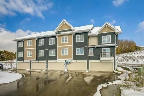 Townhouse for sale at 718 Cranbrook Walk/walkway Southeast Calgary Alberta - MLS: C4292640