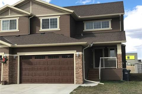 Townhouse for sale at 718 Edgefield Cres Strathmore Alberta - MLS: C4226930