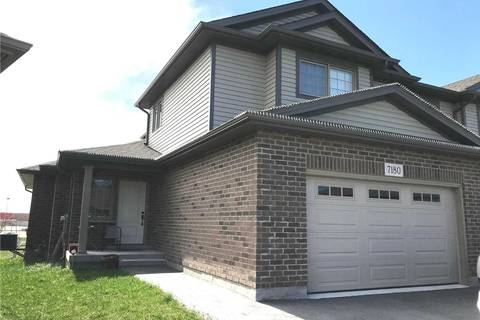 Townhouse for rent at 7180 Stacey Dr Niagara Falls Ontario - MLS: X4438796