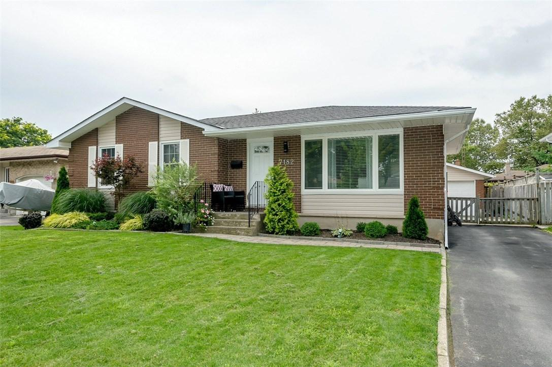 Removed: 7182 Dirdene Street, Niagara Falls, ON - Removed on 2017-08-23 10:03:49