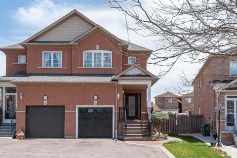 Townhouse for sale at 7185 Sedan Sq Mississauga Ontario - MLS: W4778941