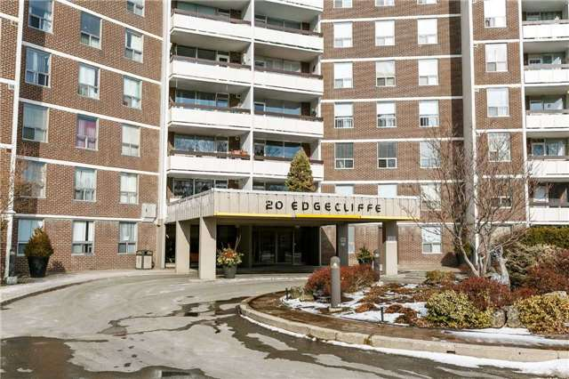 For Sale: 719 - 20 Edgecliff Gfwy, Toronto, ON   3 Bed, 2 Bath Condo for $428,900. See 20 photos!