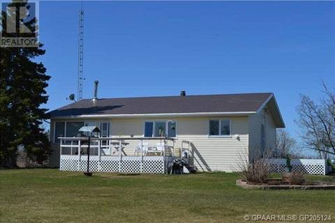 Home for sale at 80304 Highway 719 Hy Unit 719 Saddle Hills County Alberta - MLS: GP205124