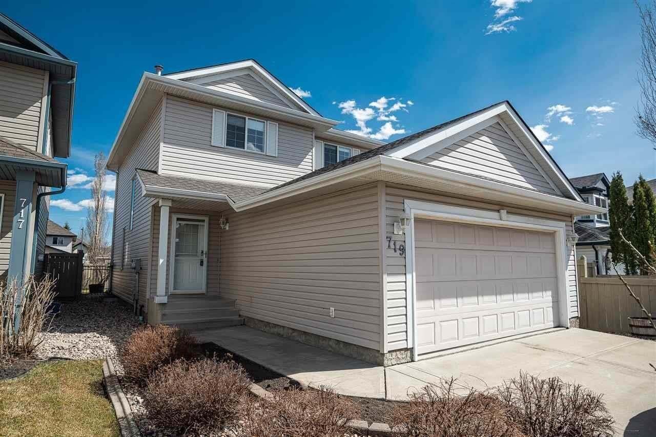 House for sale at 719 89 St SW Edmonton Alberta - MLS: E4195962