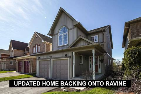 House for sale at 719 Brasswinds Tr Oshawa Ontario - MLS: E4444667