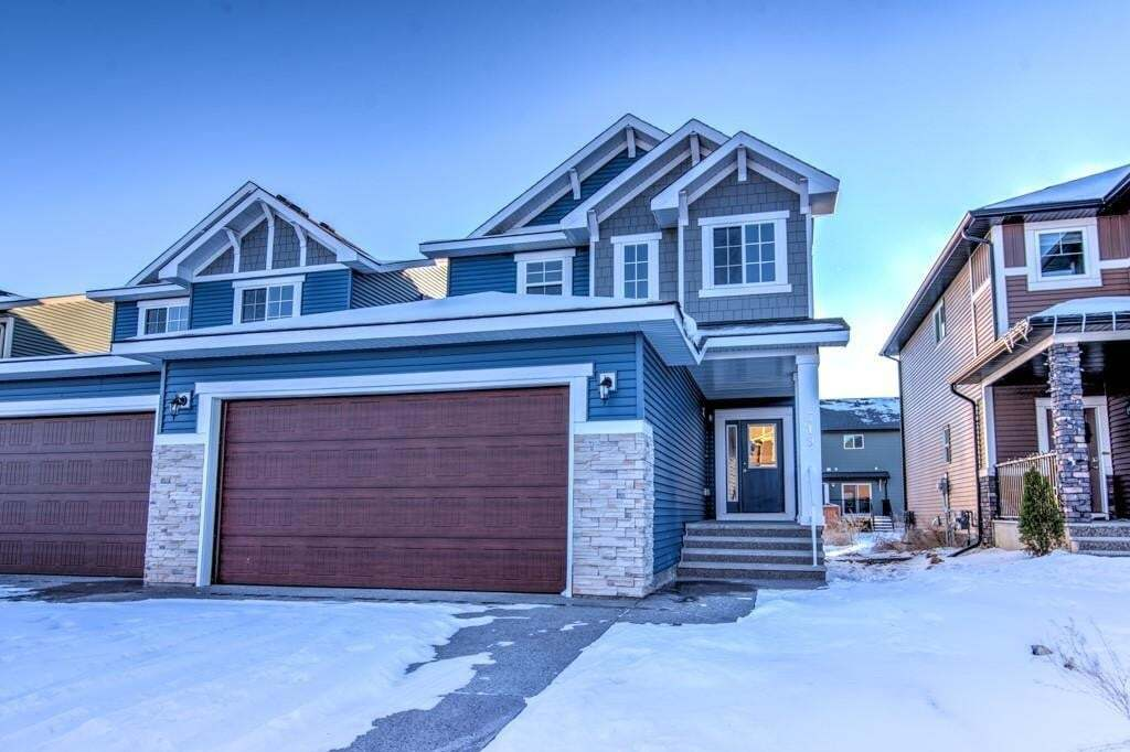 Townhouse for sale at 719 Edgefield Cr Edgefield, Strathmore Alberta - MLS: C4281097