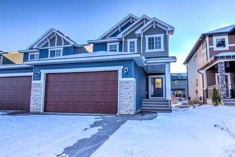 Townhouse for sale at 719 Edgefield Cres Strathmore Alberta - MLS: C4281097