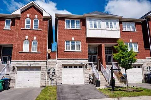 Townhouse for sale at 719 Horning St Mississauga Ontario - MLS: W4474290