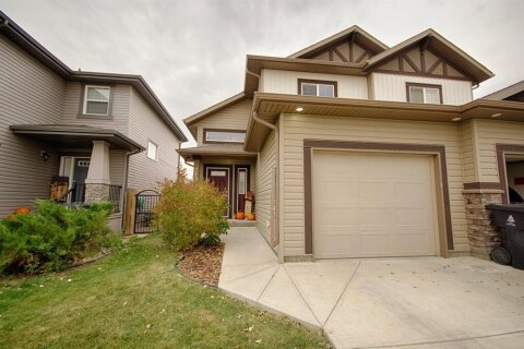 Townhouse for sale at 719 Silkstone Cs W Lethbridge Alberta - MLS: A1041088