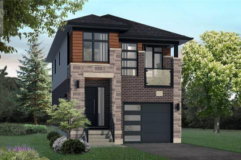 House for sale at 719 Thomas Slee (lot 18) Dr Kitchener Ontario - MLS: 30724933