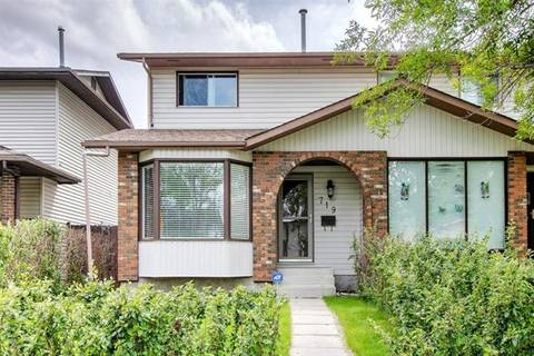 Townhouse for sale at 719 Whitemont Dr Northeast Calgary Alberta - MLS: C4255047