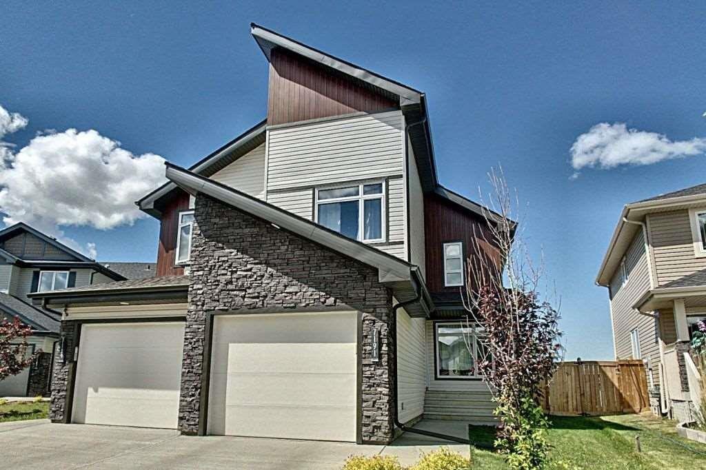 Townhouse for sale at 7191 Cardinal Wy SW Edmonton Alberta - MLS: E4202402