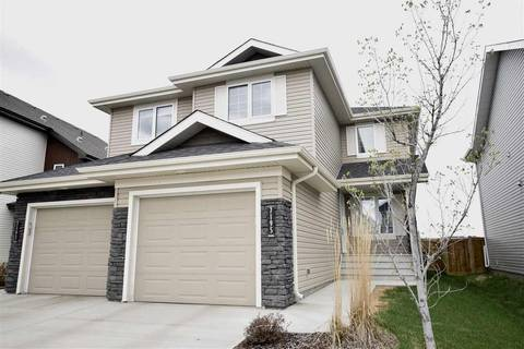 Townhouse for sale at 7195 Cardinal Wy Sw Edmonton Alberta - MLS: E4156791