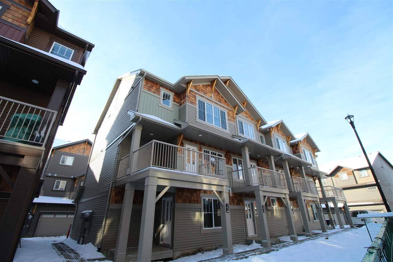 Townhouse for sale at 1005 Graydon Hill Blvd Sw Unit 72 Edmonton Alberta - MLS: E4188202