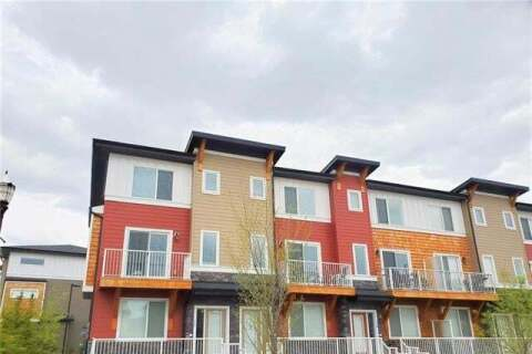 Townhouse for sale at 111 Rainbow Falls Gt Unit 72 Chestermere Alberta - MLS: C4296967
