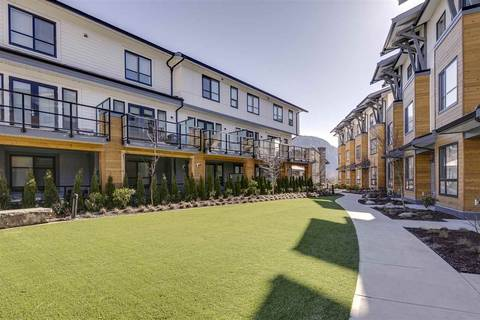 Townhouse for sale at 1188 Main St Unit 72 Squamish British Columbia - MLS: R2364119