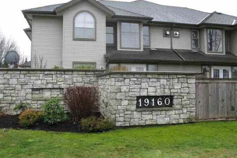 Townhouse for sale at 19160 119 Ave Unit 72 Pitt Meadows British Columbia - MLS: R2489909
