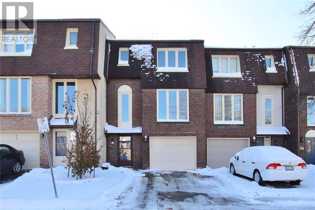 Townhouse for sale at 200 Owl Dr Unit 72 Ottawa Ontario - MLS: 1175557