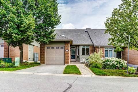 Condo for sale at 21 Christina Falls Wy Unit 72 Markham Ontario - MLS: N4544902