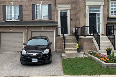 Townhouse for sale at 2280 Baronwood Dr Unit 72 Oakville Ontario - MLS: W4579290