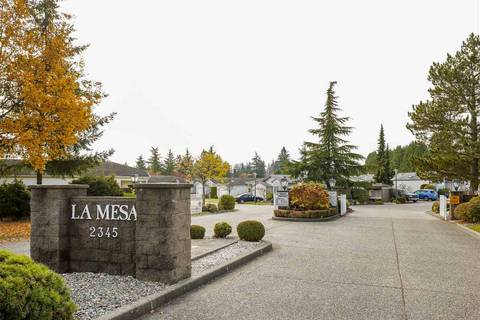 Home for sale at 2345 Cranley Dr Unit 72 Surrey British Columbia - MLS: R2429051